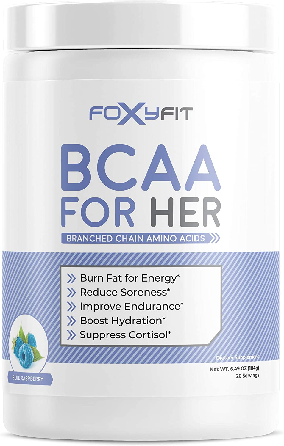 FoxyFit BCAA lowest price for Her Max 53% OFF Branched Chain Bo Amino Acids to Women