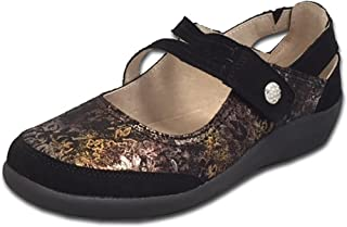 Boulevard Womens/Ladies Leather/Suede Shoes