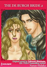 The De Burgh Bride 2: Harlequin Comics (English Edition)