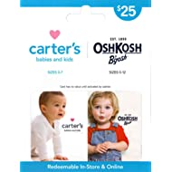 Carter's/OshKosh B'gosh Gift Card