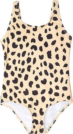 Animal Spot Swimsuit (Little Kids/Big Kids)