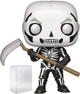 Funko Fortnite - Skull Trooper Pop! Vinyl Figure (Includes Compatible Pop Box Protector Case)