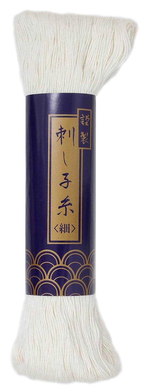 Yokota Sashiko thread fine 170m col.2 Unbleached
