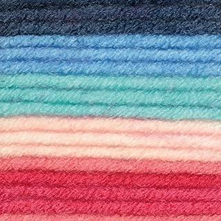 King Cole James Brett Party Time Chunky Knitting Yarn 100% Premium Acrylic 1 x 100g Ball (Blues & Pinks - PT8)