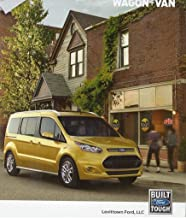 2014 Ford Transit Connect Wagon and Van 48-page Original Car Sales Brochure