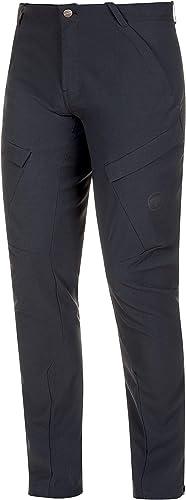 Mammut Zinal Pantalon Homme, noir, FR   XL (Taille Fabricant   EU 52)