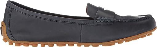 Navy (Peacoat Blue) Full Grain Leather