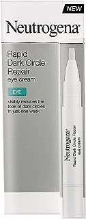Neutrogena Rapid Dark Circle Repair Eye Cream 0.13 oz (Pack of 2)
