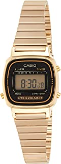 Women's Vintage LA670WGA-1DF Daily Alarm Digital...