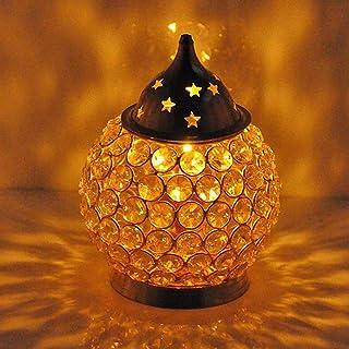 Hashcart Handicrafts Brass Magical Meditation Oil lamp Brass Diya Brass lamp Puja lamp Diya Lamps