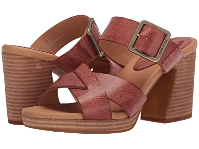 Kork-Ease Hesperia (Rust Full Grain Leather) Women