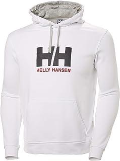 Helly Hansen Logo Hoodie HH Sudadera con Capucha, Hombre