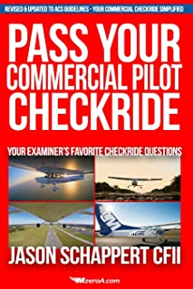 Pass Your Commercial Pilot Checkride