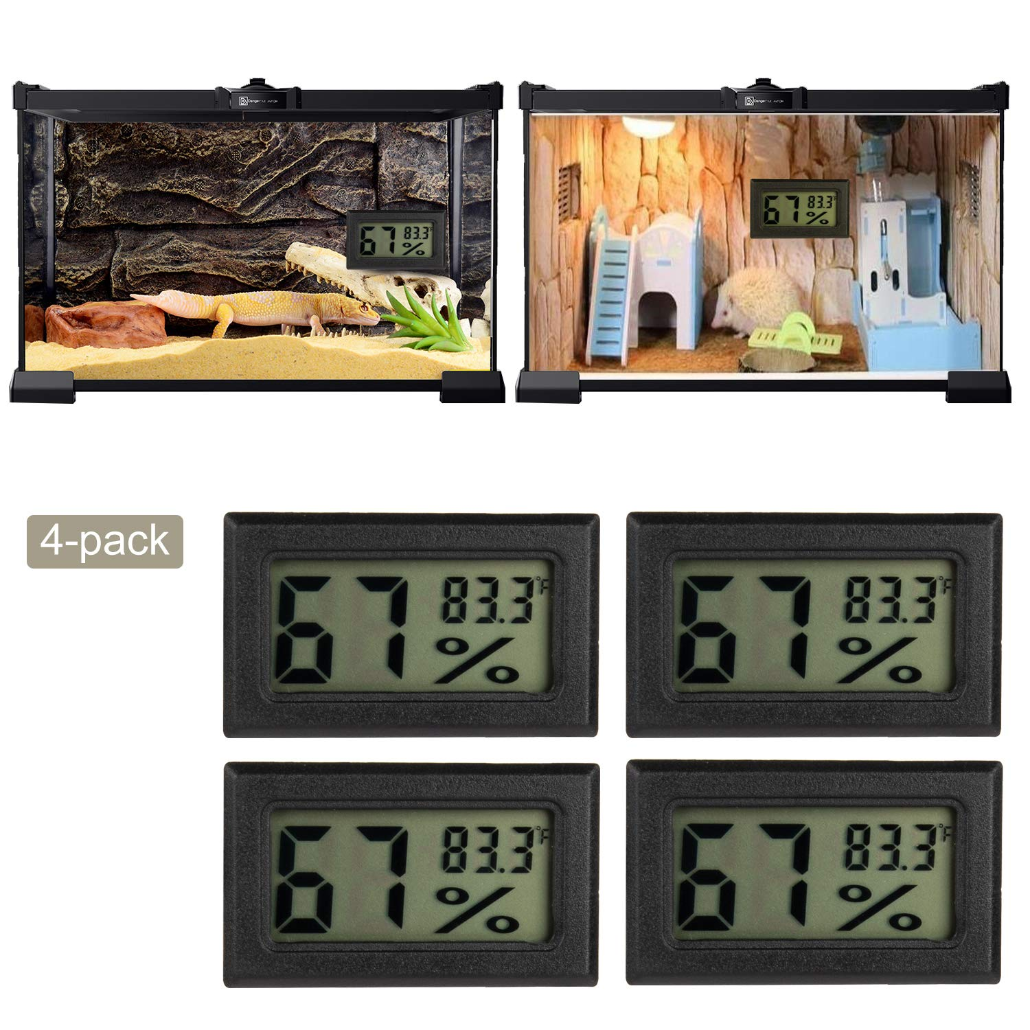 inRobert Indoor Spasm price Thermometer Digital OFFicial Electronic Hygrometer Mini T