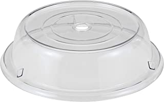 Cambro Clear 12-1/8 in Camwear Plate Camcover