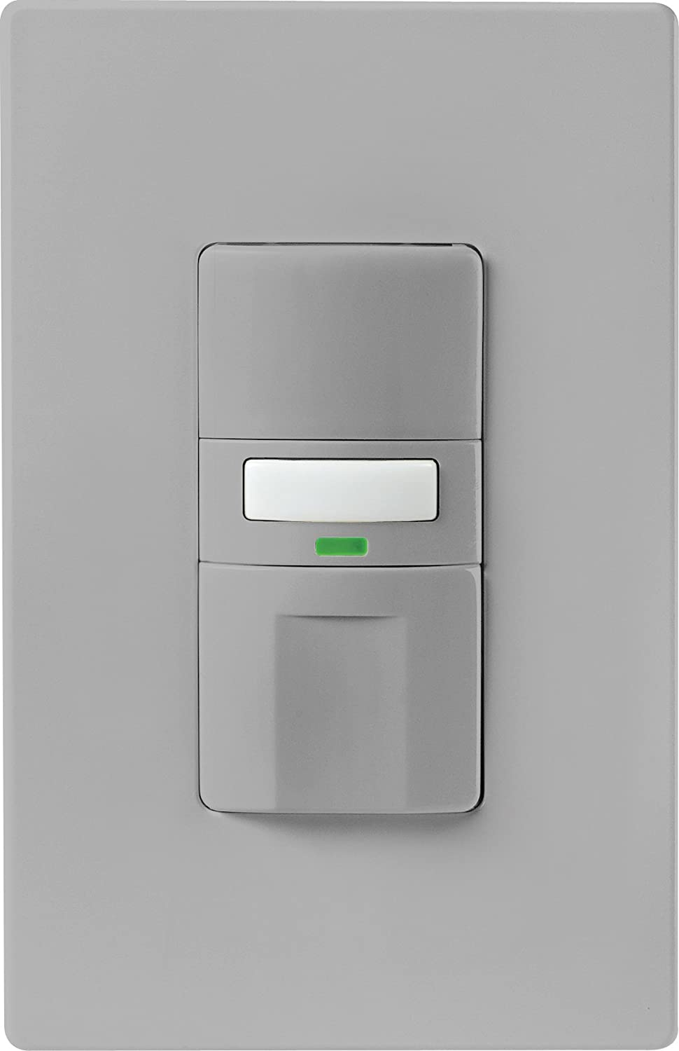 Eaton OS310U-GY-K Motion-Activated free Occupancy Wall Switch Sensor Max 44% OFF