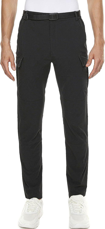 DAFENGEA Men's Work Pants Ripstop Lightweight Sale special price Popular standard Hiking Waterproof
