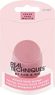 Real Techniques Miracle Finish Sponge, Single Pack
