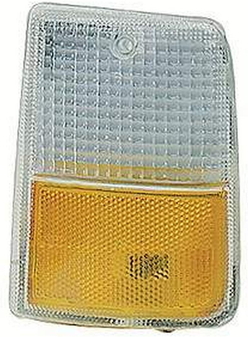 DEPO 332-1570L-US Free shipping Replacement Driver Light Parking Ultra-Cheap Deals Side Assembly