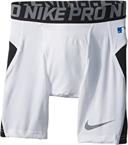 Nike Kids - Pro Heist Slider Baseball Short (Little Kids/Big Kids)
