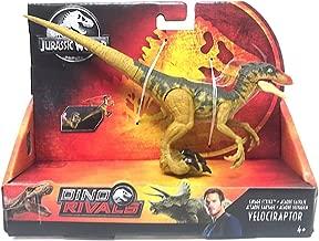 Jurassic World Action Figure Pack Dino Rivals Savage Strike Velociraptor Jurassic Park Action Figure