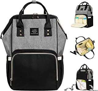 soho collection diaper bag backpack