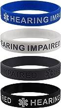 Best hearing impaired bracelet Reviews