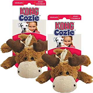 KONG Cozy Marvin Moose, X-Large (2 Pack)