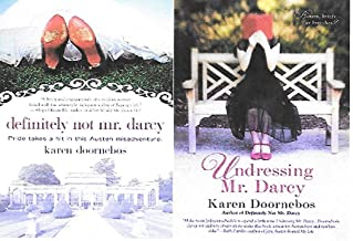 Doornebos' 2-book MR DARCY Set -- Definitely Not Mr Darcy / Undressing Mr Darcy