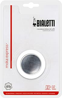 BIALETTI (Bialetti) parts Mocha Express 2 cups for gasket & filter set
