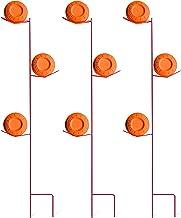 دارنده کبوتر خاک رس استیل GoSports در فضای باز | 3 بسته | Target Practicet Shooting Shows Stay Clay