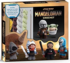 Star Wars: The Mandalorian Crochet (Crochet Kits)