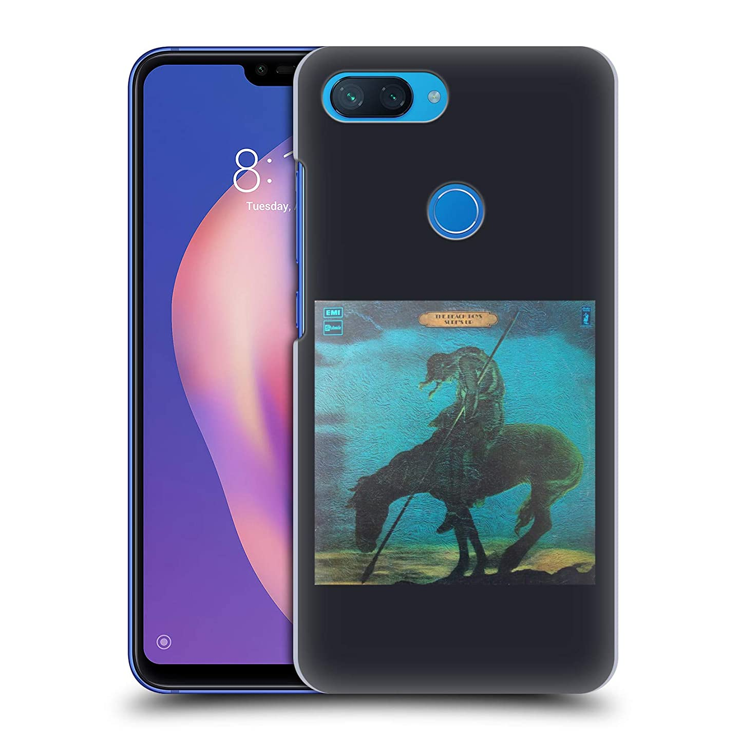 Official The Beach Boys Surfs Up Album Cover Art Hard Back Case Compatible for Xiaomi Mi 8 Lite/Mi 8X