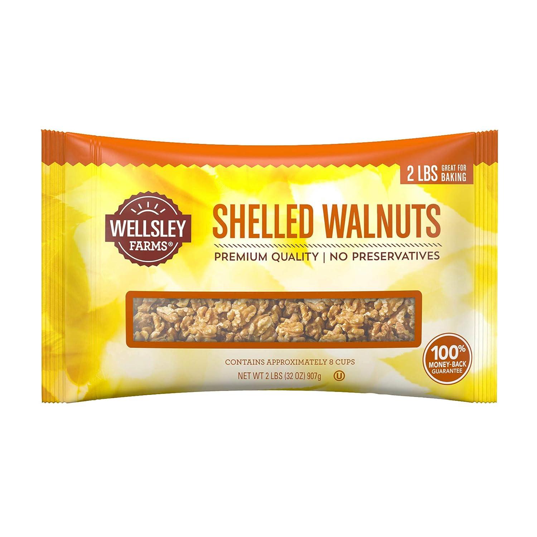 quality assurance Wellsley Farms Shelled oz. Walnuts 32 Super special price