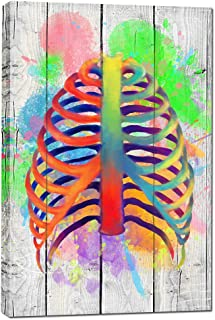 rib cage painting
