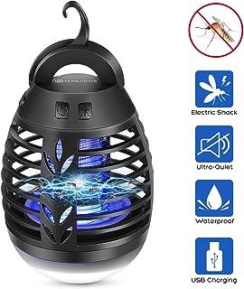 YUNLIGHTS Linterna de Camping Lámpara Mosquitos Electrico