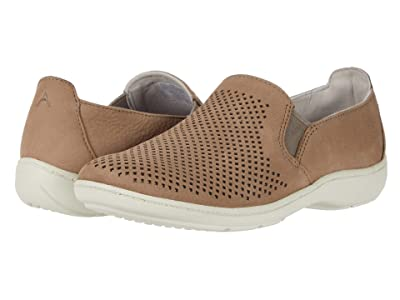 Aravon Lia Slip-On (Taupe) Women