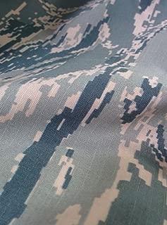 tiger camo fabric