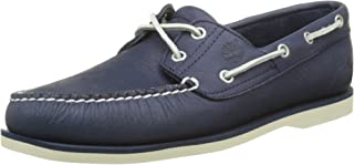 Timberland Classic Boat 2 Eyeblack Iris Escape, Chaussures Bateau Homme