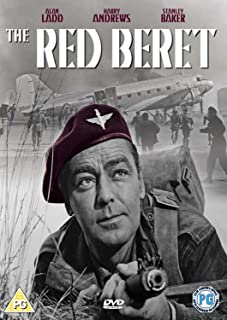 The Red Beret aka Paratrooper  Region 2 - PAL
