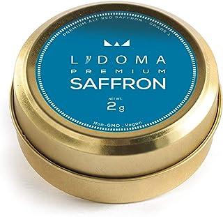 Lidoma Premium All Red Coup Spanish Saffron (2.0 Grams (0.07 oz))