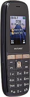 Celular Up Play Dual Chip Mp3 Com Câmera Preto - Multilaser - P9076