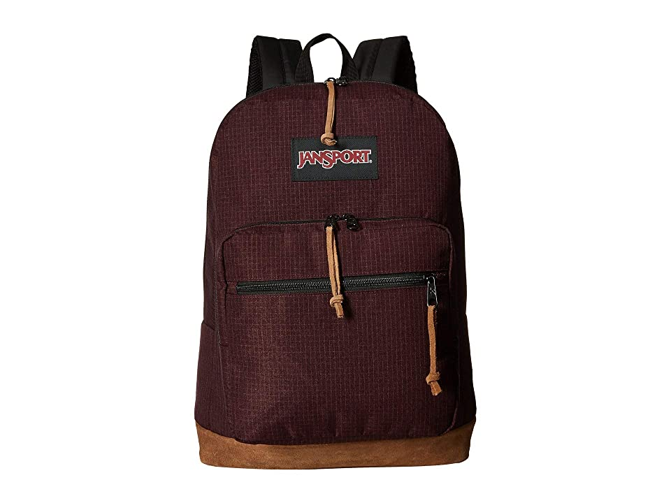 JanSport Right Pack Digital Edition (Micro Grid) Backpack Bags