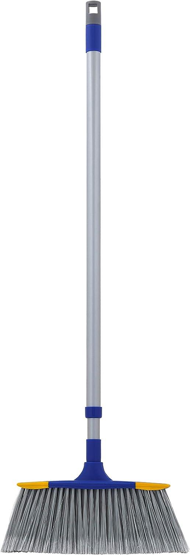 Slim Angle Broom With Extendable Durable half Handle 53
