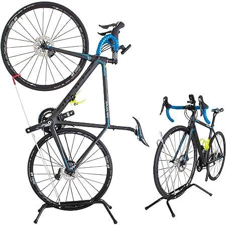GORIX(ゴリックス) 自転車 スタンド 倒れない 縦置き 屋内 自転車スタンド GX-518