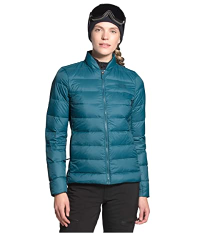 The North Face Lucia Hybrid Down Jacket (Mallard Blue) Women