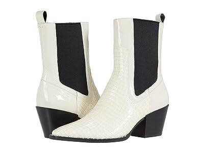 Dolce Vita Sabern (Eggshell Patent Croco Leather) Women