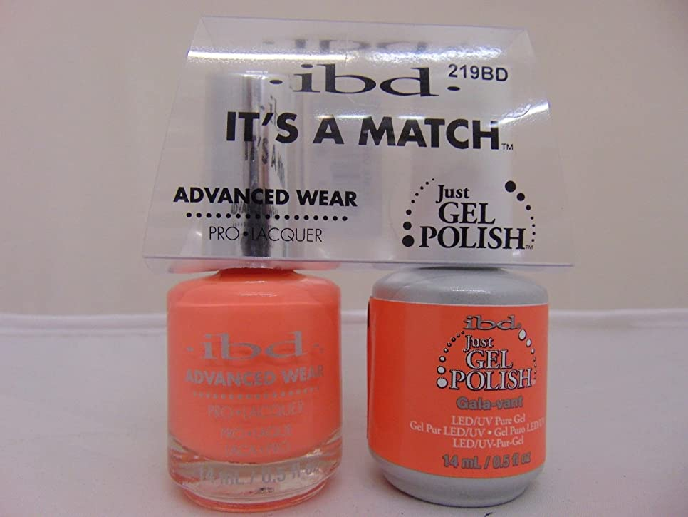 請願者波紋評決ibd - It's A Match -Duo Pack- Gala-vant - 14 mL / 0.5 oz Each