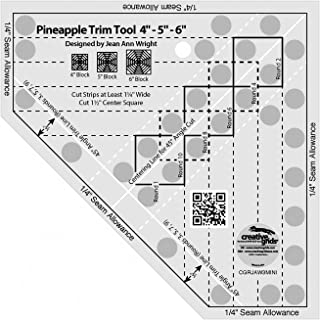Best creative grids pineapple ruler instructions Reviews