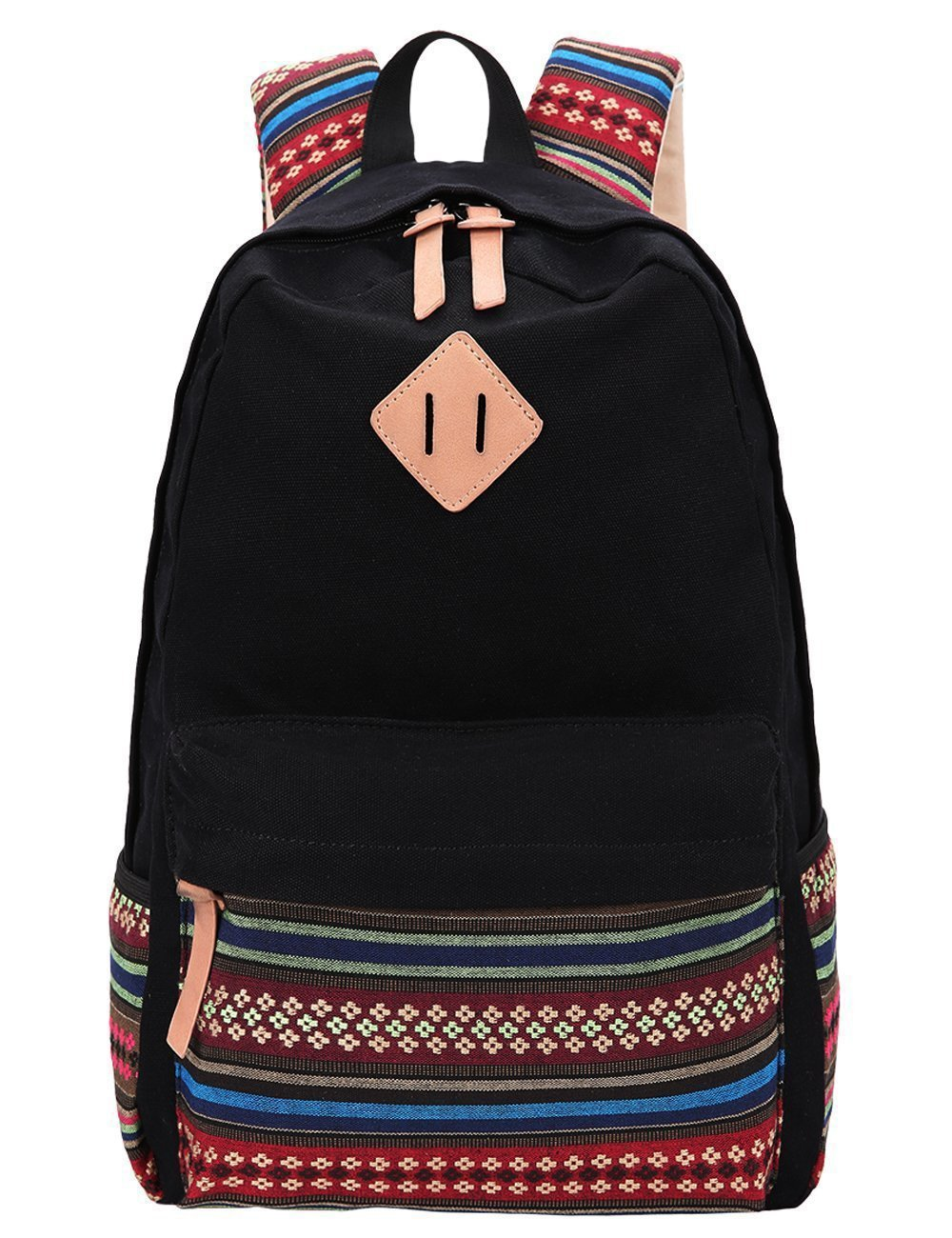 Backpack Hmxpls Fashionable Students Lightweight